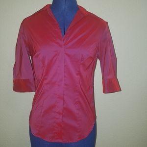 Express stretch dress / work shirt